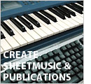 CREATE SHEETMUSIC & MUSIC PUBLICATION